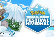 Pokémon Kids : Festival hivernal