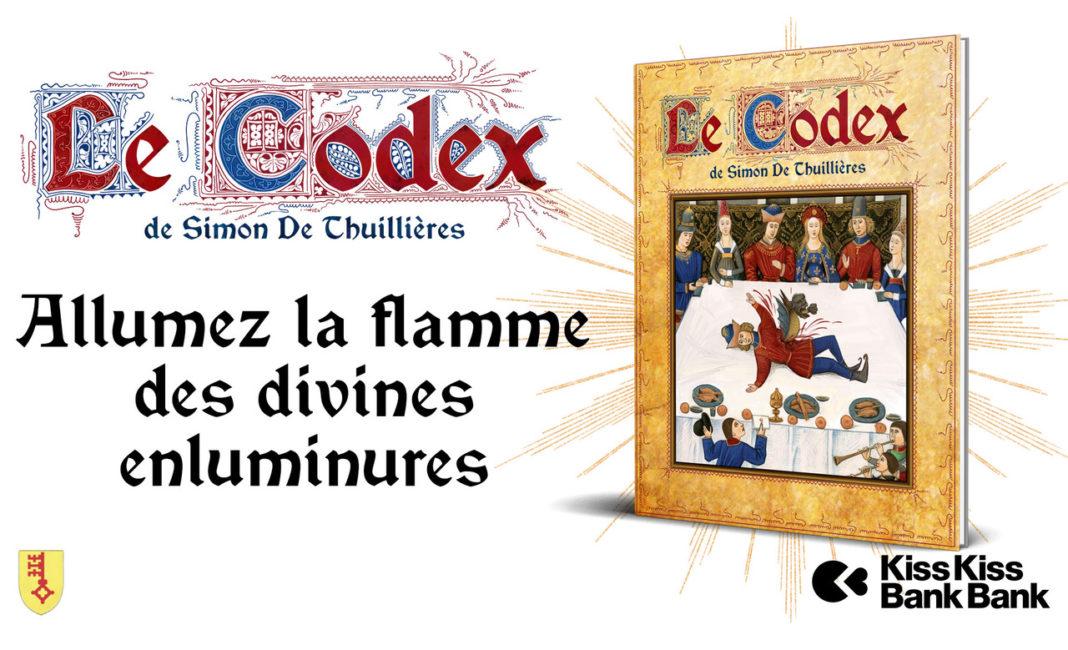 Simon de Thuillières Codex