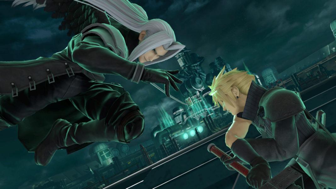 Super Smash Bros. Ultimate Sephiroth_HomePage_6