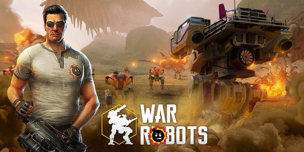 War Robots X Serious Sam 4