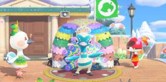 Animal Crossing : New Horizon_January2021_Update_002