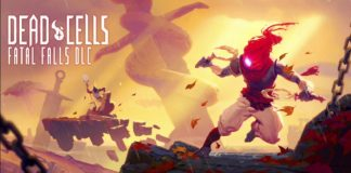Dead Cells- Fatal Falls DLC