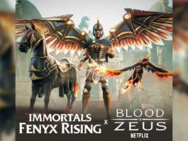Immortals Fenyx Rising X Blood of Zeus