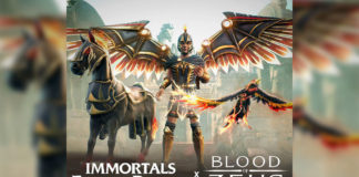 Immortals Fenyx Rising X Blood of Zeus