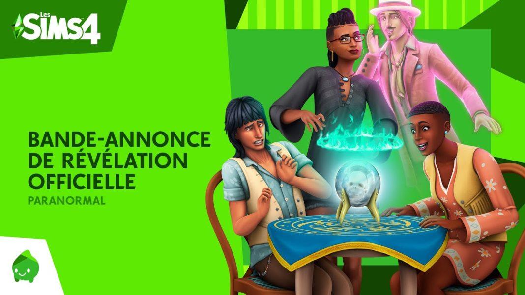 Les Sims 4 Kit d'Objets Paranormal