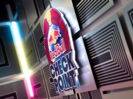 Red Bull Checkpoint