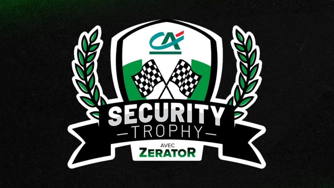 SECURITY TROPHY ZeratoR