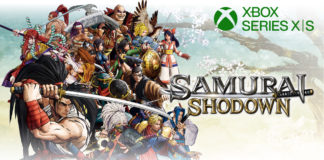 Samurai Shodown Xbox Series X-S