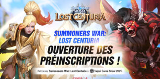 Summoners War: Lost Centuria