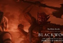 The Elder Scrolls Online : Blackwood