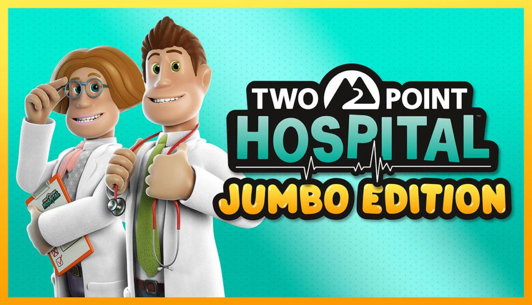 Two-Point-Hospital--JUMBO-Edition