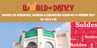 world of Disney