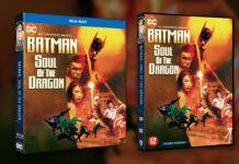Batman : Soul of the Dragon