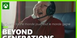 Beyond Generations Xbox