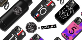 CASETIFY X PSG