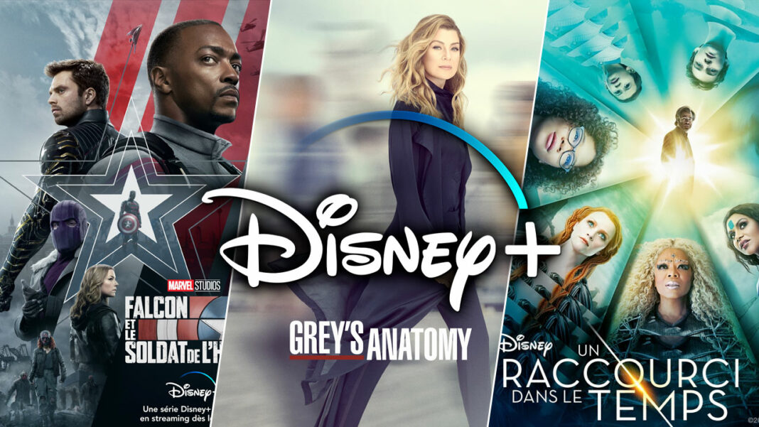 Disney Plus Mars 2021