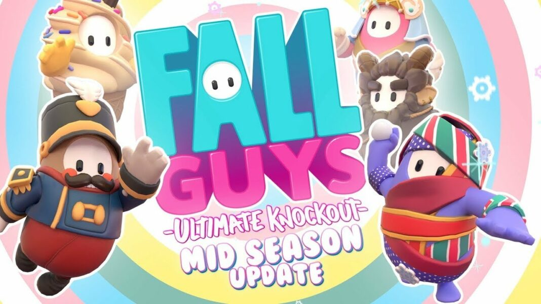 Fall Guys- Season 3 - Mid Season