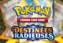 Jeu de Cartes à Collectionner Pokémon Destinées Radieuses