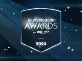 Jeuxvideo.com Awards avec Rakuten