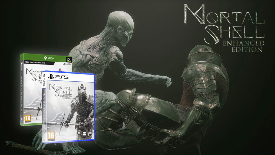 Mortal Shell Enhanced Edition 01