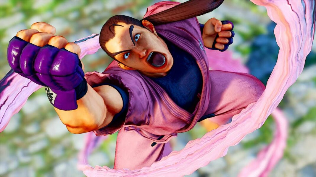 Street Fighter V Dan