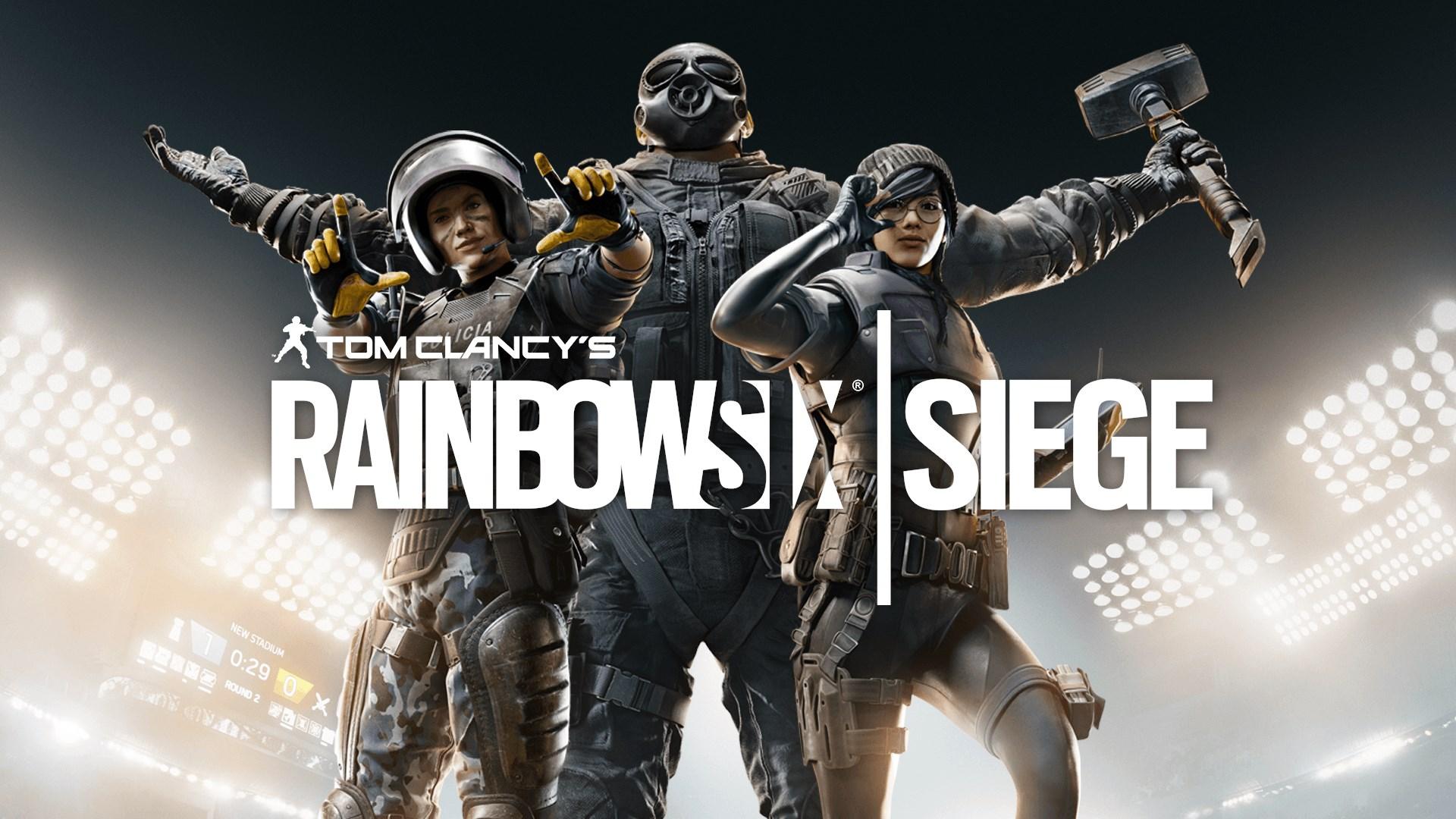 Tom Clancy's Rainbow Six Siege dévoile ses plans pour l'année 6