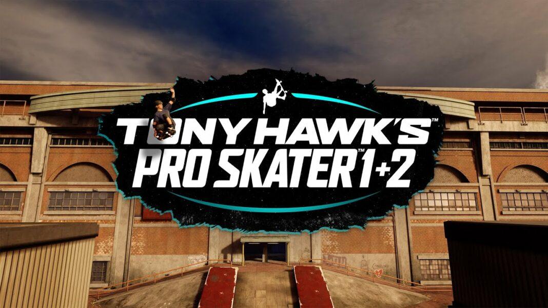 Tony Hawk's Pro Skater 1 et 2 01