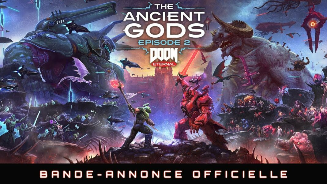 DOOM Eternal: The Ancient Gods, Épisode 2