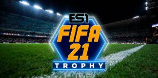 ES1 FIFA 21 Trophy