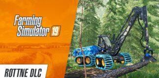 Farming Simulator 19 DLC Rottne