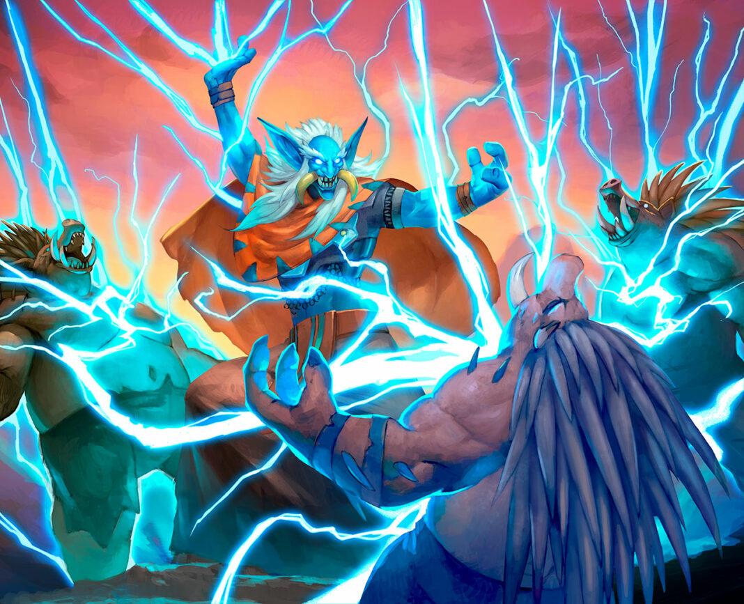 Hearthstone-Chain_Lightning_Rank_3
