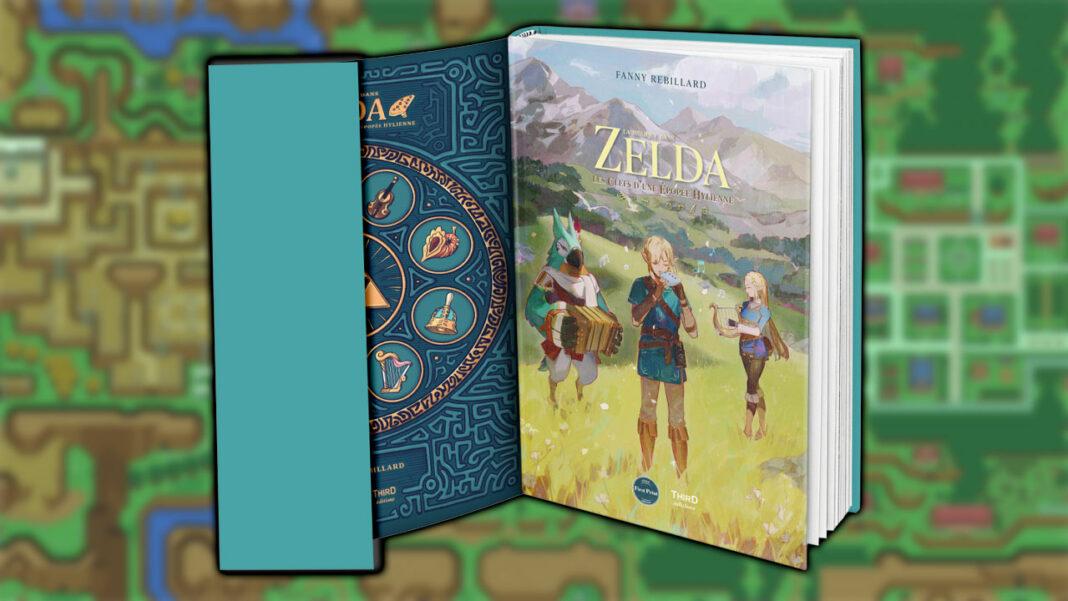 La Musique dans Zelda. Les clefs d'une épopée hylienne