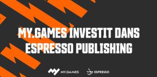 MY.GAMES X Espresso Publishing
