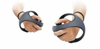 PlayStation VR 2 PSVR 2 PS5 VR Controllers 01