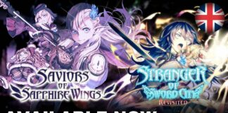Saviors of Sapphire Wings:Stranger of Sword City Revisited