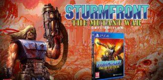 SturmFront - The Mutant War: Übel Edition