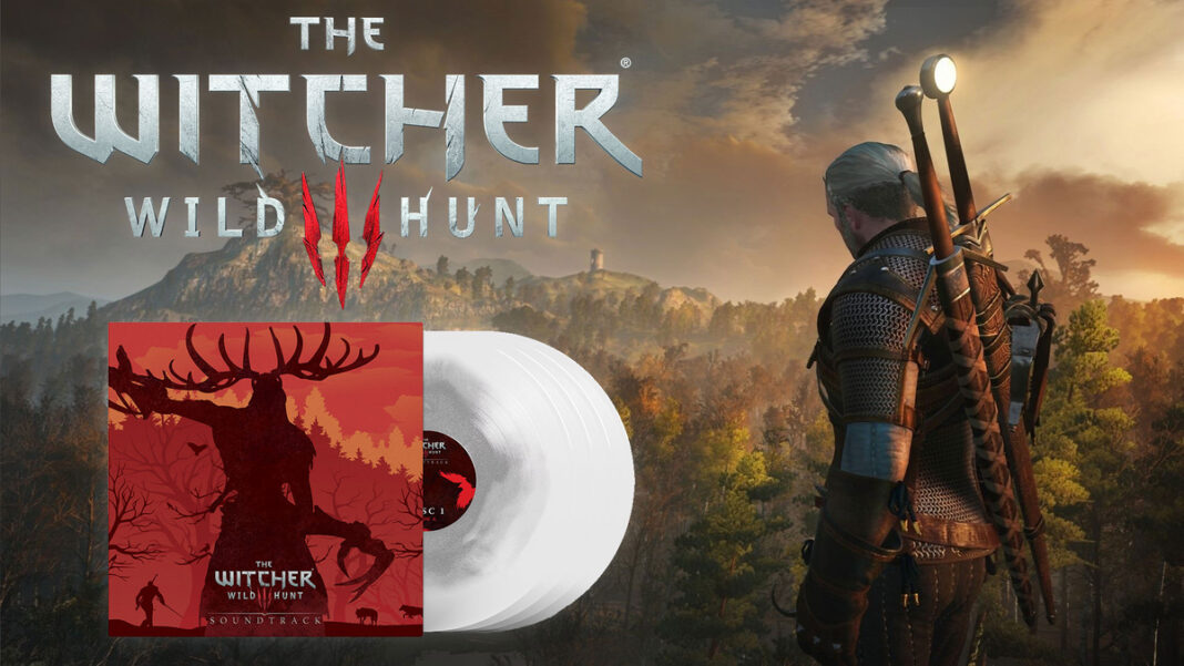 The Witcher III Vinyle