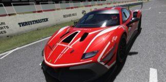 Thrustmaster X Ferrari Esports 01
