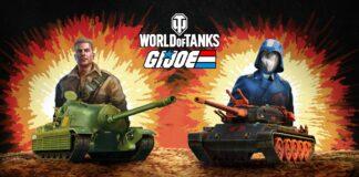 World of Tanks X G.I. Joe