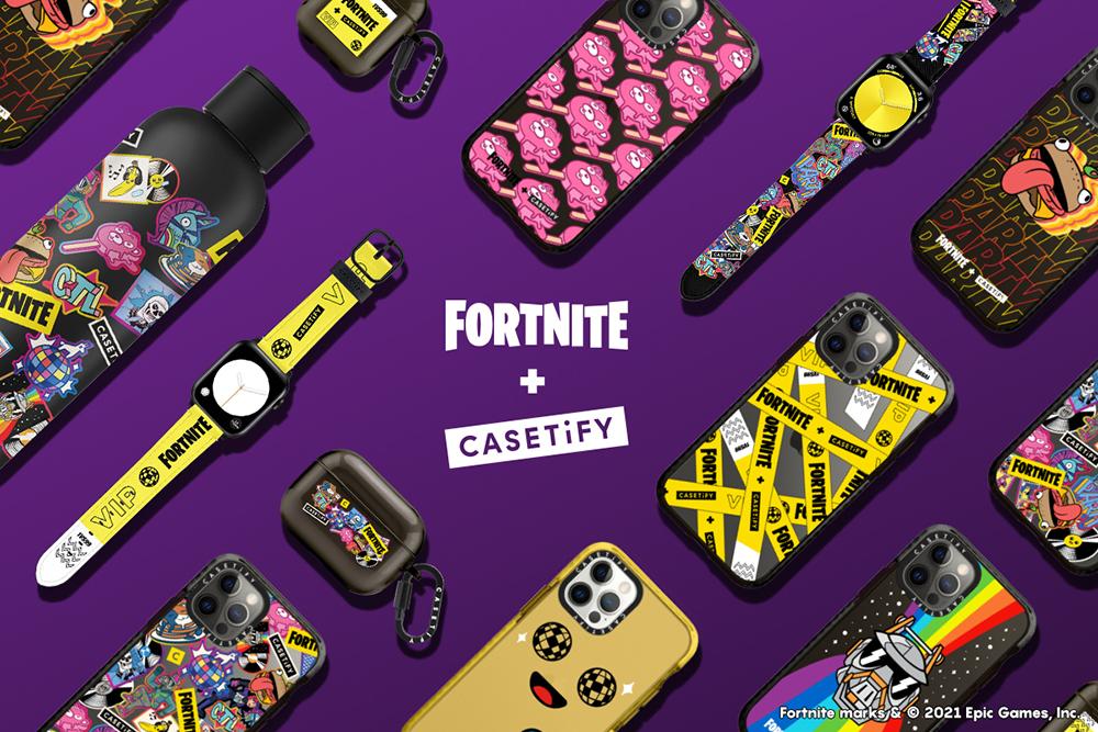 CASETIFY X FORNITE