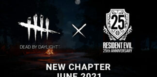 Dead by Daylight X Resident Evil