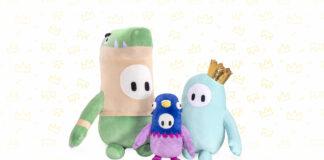 Fall Guys: Ultimate Knockout dévoile sa gamme de jouets en partenariat avec Moose Toys