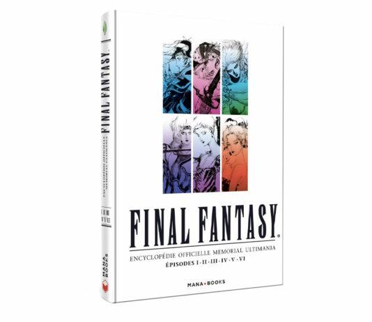 Final Fantasy Memorial Ultimana volume 3