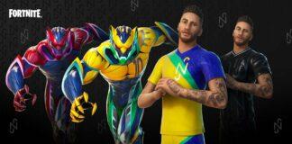 Fortnite Neymar Jr. 01