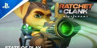 Ratchet & Clank Rift Apart State of Play