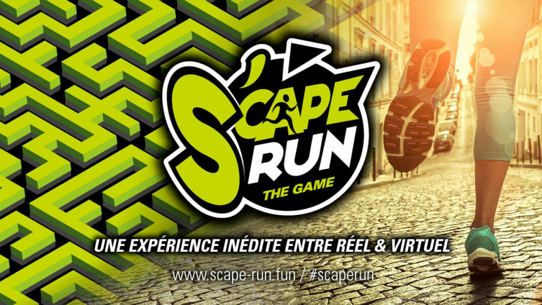 S'CAPE RUN