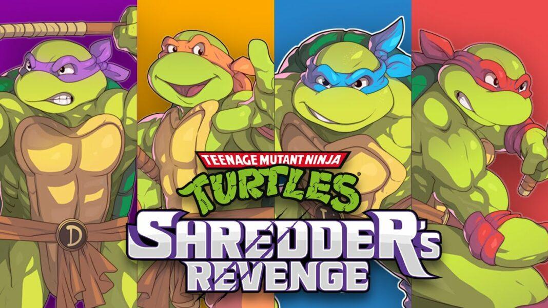 Teenage Mutant Ninja Turtles- Shredder's Revenge