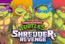 Teenage Mutant Ninja Turtles- Shredder's Revenge