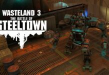 Wasteland 3: The Battle of Steeltown