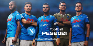 eFootball PES 2021_SSCNapoli_Players